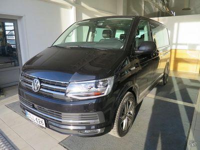 käytetty VW Multivan Highline 2,0 TDI 110 kW DSG, Navi, Alcantara, Koukku, Webasto, Aktiivi-cruise, 2xSähköovi, 7-paik