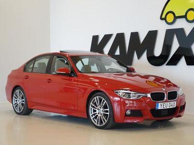 käytetty BMW 330e 330 F30 SedanA Business M Sport / Navi / Adaptiivinen vakkari / Nahkasisusta /