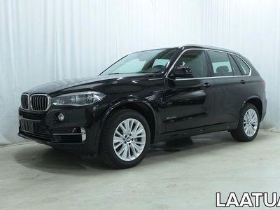 käytetty BMW X5 F15 xDrive40e A High Executive (MY16) *UPEASTI VARUSTELTU, PLUG-IN HYBRID!*