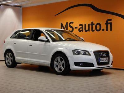 käytetty Audi A3 Sportback Attraction Business 1,6 TDI #Näppärä #Automaatti