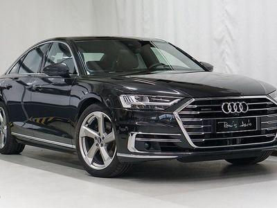 käytetty Audi A8 50TDI quattro MHEV Huippuvarustus, katso listaus.