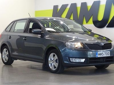 käytetty Skoda Rapid Spaceback 1,2 TSI 90 Ambition