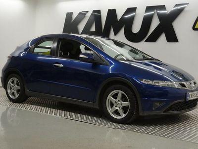 käytetty Honda Civic 5D 1,4i Comfort Business / VÄHÄN AJETTU 1 - OMISTEINEN SUOMI-AUTO / LOHKOKÄMMITYS /