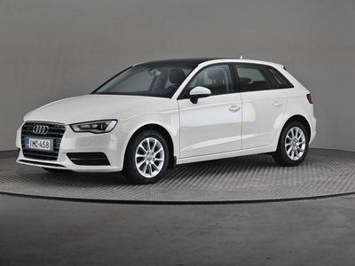 käytetty Audi A3 Sportback Business 1,6 TDI 81 S tro- Webasto, Lasikatto-