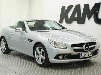 käytetty Mercedes SLK200 BE / Vähän ajettu / Juuri tullut / Kesä tulee!