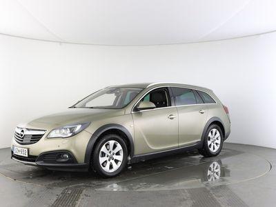 käytetty Opel Insignia Country Tourer 2,0 CDTI 4x4 125kW AT6 - Premium-luokan vahvasti
