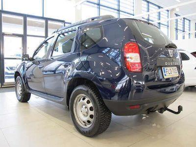 käytetty Dacia Duster TCe 125 4x2 Laureate