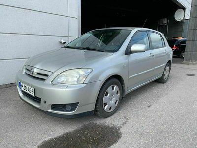 käytetty Toyota Corolla 1,6 VVT-i Linea Terra AC Hatchback 5d - Huoltokirja, Automaatti-Ilmastointi, Irroitettava vetokoukku
