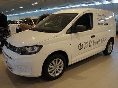 käytetty VW Caddy umpipakettiauto Cargo Pro 2,0 TDI 75kW *** RAHOITUSTARJOUS 0,5%+kulut