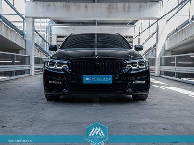 käytetty BMW 540 dA X-Drive M-sport Exclusive *Webasto, HiFi, M-sport jarrut, Adaptiivinen alusta, Koukku, Display key, Sportti-i...