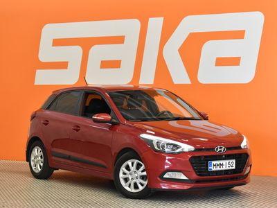 käytetty Hyundai i20 1,0 T-GDI 5MT ISG GO! 5D ** Suomi-auto / Juuri katsastettu / Lane Keep Assist / P-tutka / Bluetooth / Lohkolämmitin **