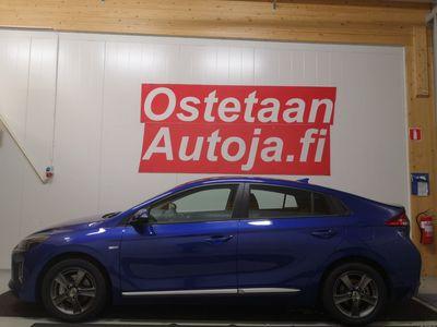 käytetty Hyundai Ioniq HYBRID 1,6 hybrid 141 hv 6-DCT Comfort MY20 **Talvirenkaat + lämpöpaketti / 0% korko / yli 7000e etu**