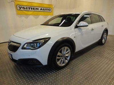 käytetty Opel Insignia Country Tourer 2,0 CDTI 4x4 125kW AT6 CKM-291 | Laakkonen