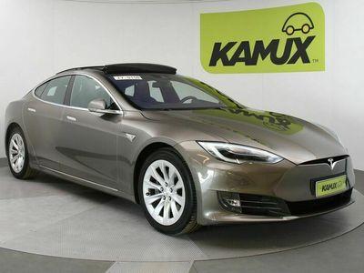 käytetty Tesla Model S 70 peruutuskamera / automaattinen ilmastointijärjestelmä 2-alue automaattisella kiertoilmausohjauksella / Kiinteä lasikatto