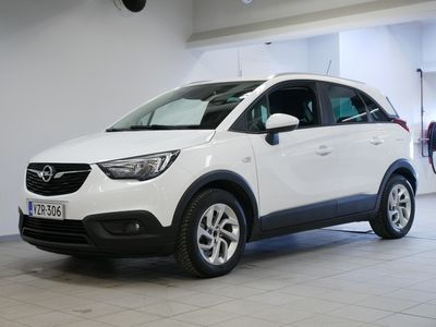 käytetty Opel Crossland X Enjoy 1,2 60 kW MT5