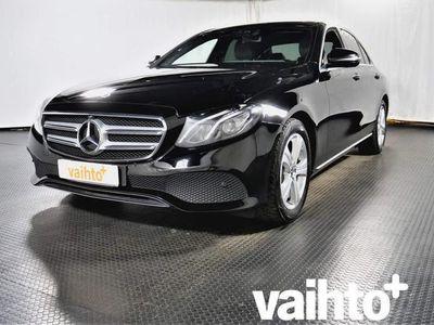 käytetty Mercedes E220 4Matic A Premium Pro SIS ALV 24 %