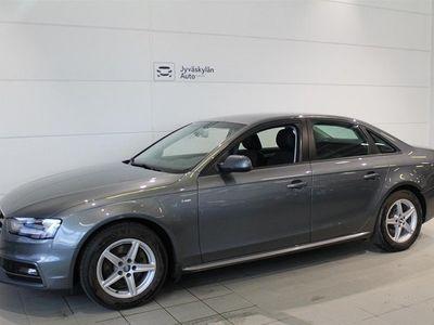 käytetty Audi A4 Sedan Bsn Sport 2,0 TDI clean D 140 Q St