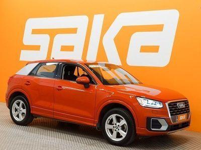 käytetty Audi Q2 Business 1,4 TFSI COD 110 kW S tronic ** Tulossa Saka Nummelaan **