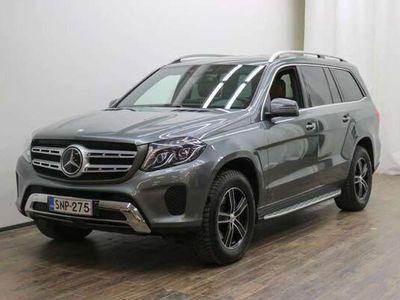 käytetty Mercedes GLS350 d 4Matic **** LänsiAuto Safe -sopimus hintaan 590EUR. ****