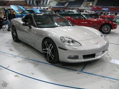 brugt Chevrolet Corvette