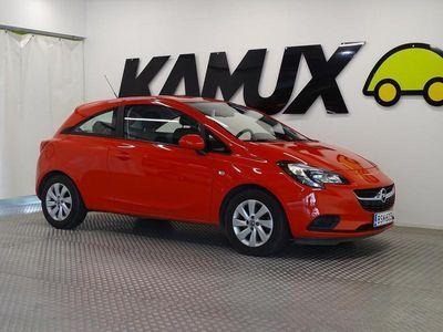 käytetty Opel Corsa 3-ov Enjoy 1,0T ecoFLEX Start/Stop 66kW MT6 / Vakkari / Ilmastointi / Juuri huollettu / Juuri katsas