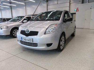 käytetty Toyota Yaris 1.3 VVT-I LINEA TERRA 5OV
