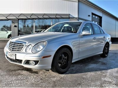 gebraucht Mercedes E320 CDI