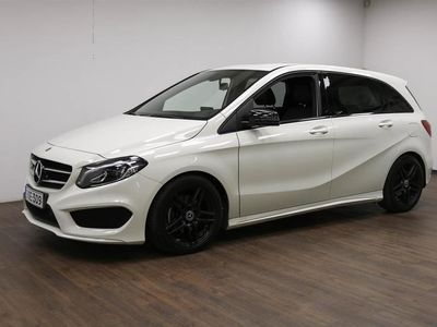 käytetty Mercedes A180 BEdition One AMG **Tehdastakuu, LED High Performance valot, Night Paketti, AMG Exclusive pakett
