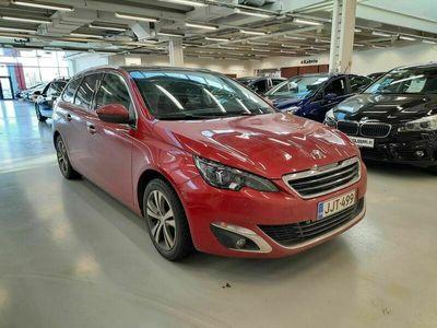 käytetty Peugeot 308 SW Allure PureTech 130 Automaatti *Navi*Lasikatto*Led*Denon* *** J. autoturva saatavilla, J. kotiint