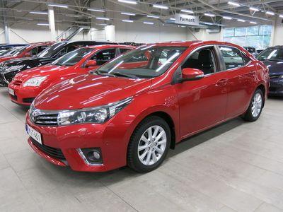 käytetty Toyota Corolla 1,6 Valvematic Comfort 4ov