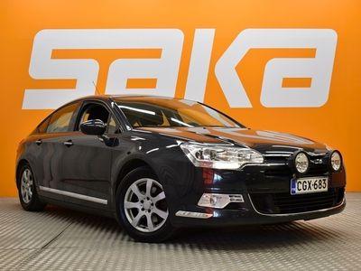käytetty Citroën C5 HDi 136 Confort Sedan ** Juuri tullut / Kysy lisää myyjiltä **
