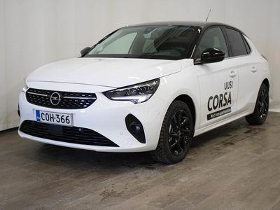 käytetty Opel Corsa 5-ov Launch Edition 100 Turbo **Tyylikäs!! Uusi vastaava 23.200EUR.**