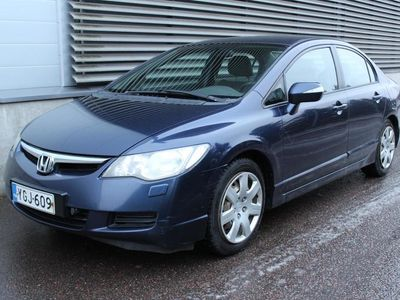 käytetty Honda Civic 1,8i Comfort 4D *korkotarjous 1,9%+kulut*