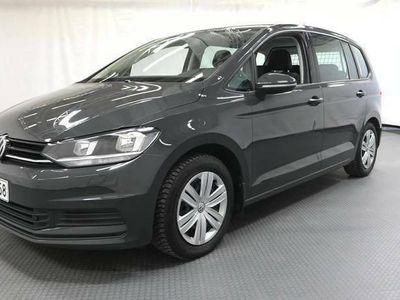 käytetty VW Touran Trendline 1,6 TDI 81 - 2xRenkaat, Vetokoukku, Moottorinlämmitin, Bluetooth