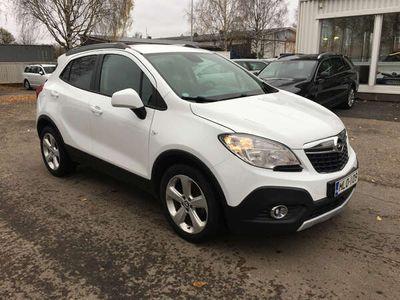 käytetty Opel Mokka 1,6tdi 4wd