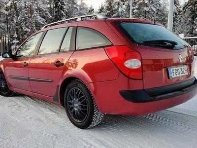 käytetty Renault Laguna Break bensa
