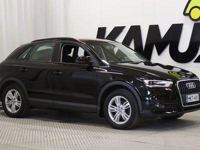 käytetty Audi Q3 2,0 TDI / Vetokoukku / Vakionopeudensäädin