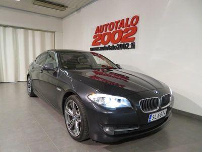 käytetty BMW 525 TwinPower Turbo A xDrive Business F10 Korko 0,99%