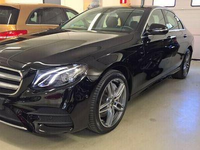 käytetty Mercedes E350 EEQPOWER 2.0 Plug-in hybridi AMG Automaatti MM. LED AJOVALOT, PARKKITUTKAT, WIDESCREEN NAVI YM.