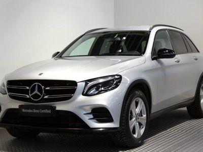 käytetty Mercedes GLC220 d 4Matic A Premium Business AMG