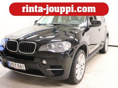 käytetty BMW X5 xDrive30d A E70 SAV - Merkkiliikkeen huoltokirjalla! Peruutuskamera, sähkökoukku!