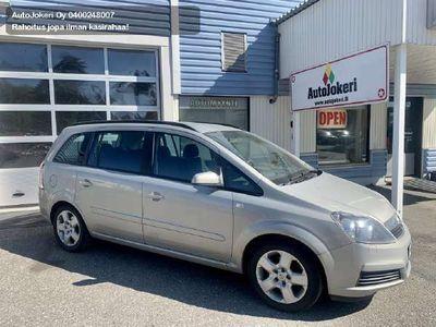 käytetty Opel Zafira Enjoy 1,8 Ecotec 103kW/140hv M5