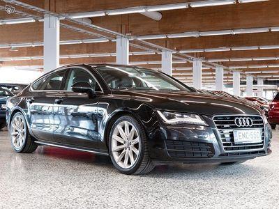 käytetty Audi A7 3,0 V6 TDI 180 kW quattro S tronic Start-Stop