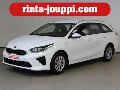 käytetty Kia cee'd 1,0 T-GDI Mild-Hybrid 120hv LX SW DCT - Tähän autoon rahoituskorko 0,99% ja Winter Pack vain 290€