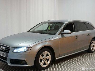 käytetty Audi A4 farmari 2,0 Diesel