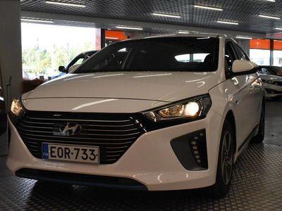 käytetty Hyundai Ioniq HYBRID DCT Comfort Automaatti + Navigointi + Infinity Audio++