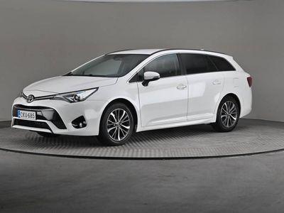 käytetty Toyota Avensis Touring Sports 1,8 Valvematic EdtBsn A- Webasto, Vetokoukku, Navi, Peruutuskamera-