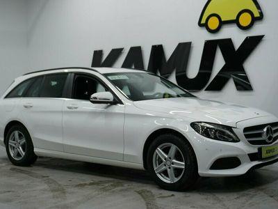 käytetty Mercedes C200 d T A Premium Business / Navi / Vetokoukku / Cruise