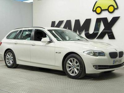 käytetty BMW 525 *KOTIINTOIMITUS* D xDrive A TwinPwr Tbo Sport F11 Tour Business. Tarkastettuna, Rahoituksella, Kotiin toimitettu...