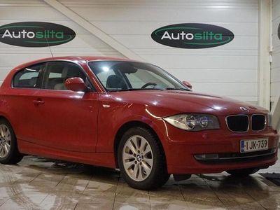gebraucht BMW 116 i E81 HATCHBACK 3D ILMASTOINNILLA. Myös vaihto ja rahoitus. Nyt jopa ilman käsirahaa.